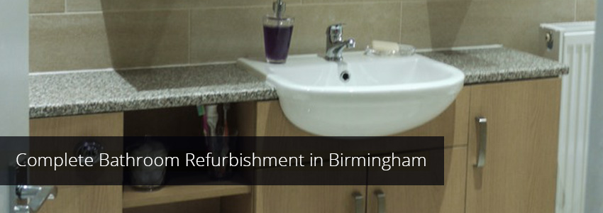Bathroom Design Suppliers Fitters In Birmingham