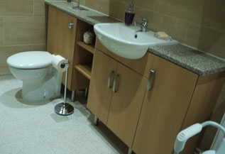 Disabled Bathrooms & Wet Rooms