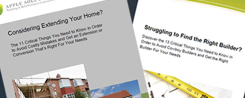 Free guide: Need help choosing the right builder?